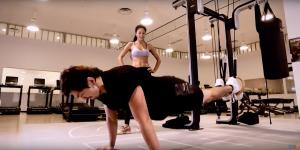 第6話 「目覚めよ肉体!全身を刺激する効果的トレーニング!!」