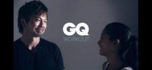 GQ WORKOUT 中級編を公開!!